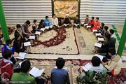 پوشش سراسری مساجد هفتکل از سوی مبلغان مدرسه علمیه رسول اکرم(ص)