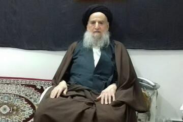 پیام تسلیت رئیس مرکز خدمات در پی درگذشت آیتالله سید عباس مدرسی یزدی(ره)