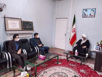 تاکید امام جمعه ازنا بر ارائه آموزههای دینی به دانشآموزان در فضای مجازی