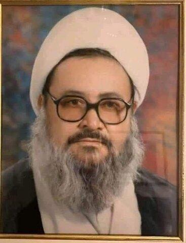 آیت الله محمد حکیم صمدی