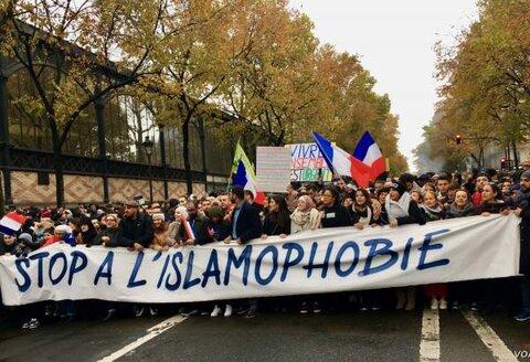 فرانس کا اس ملک کے مسلم باشندوں پر دباؤ