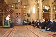 بازگشایی مسجد امام الشافعی در مصر پس از مرمت و بازسازی + تصاویر