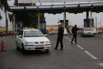 اعلام جزئیات وضعیت تردد خودروهای پلاک ۱۶ در استان قم
