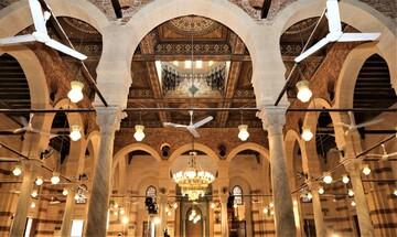 مصر میں امام شافعی مسجد کو تزئین و مرمت کے بعد دوبارہ کھول دیا گیا