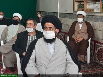بالصور/ إقامة ندوة لمديري المدارس العلمية في مدينة كاشان مع الشرطة
