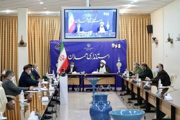 استفاده از همه ظرفیتهای مردمی جهت اجرای طرح سردار شهید سلیمانی در همدان