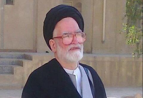 آیت الله سید محمدحسین حسینی جلالی