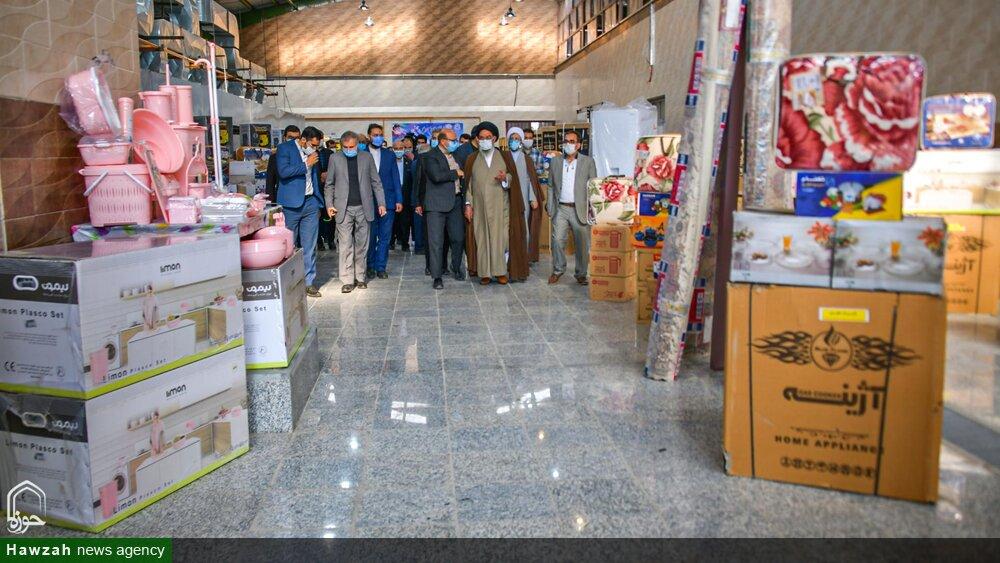 تصاویر/ اهدای جهیزیه به خانوادههای بیبضاعت استان اصفهان