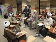 تصاویر/ دوره آموزشی کاورزی طلاب کردستانی برای اعزام به بیمارستانها
