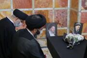 تصاویر / مراسم اولین سالگرد مرحوم آیت الله میرمحمدی