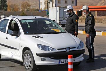 تاکید بر ممنوعیت تردد شبانه توسط قرارگاه عملیاتی مبارزه با کرونا