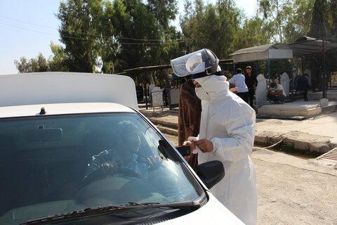 طلاب جهادی شیراز
