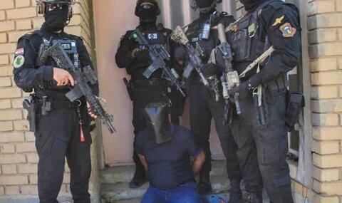 بازداشت سرکرده برجسته گروهک تروریستی داعش در فرودگاه بغداد