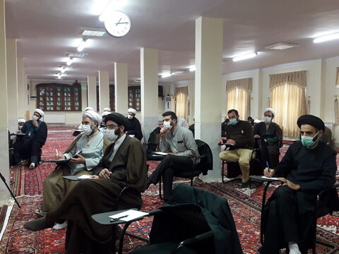 تصاویر / دوره مشاوره بالینی طلاب و روحانیون  استان آذربایجان شرقی(1)