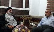 نماینده ولیفقیه در خوزستان به کشور عراق سفر کرد
