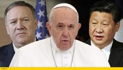 Pope Francis: China's Muslim Uighurs are 'persecuted'