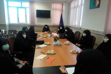 اجرای طرح امین نوع یک با مشارکت حوزه علمیه خواهران همدان در مدارس