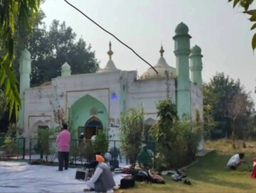 همبستگی میان ادیانی برای بازگشایی مسجد تاریخی ۵۵۰ ساله در پنجاب هند