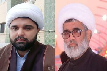 علامہ آقای شیخ فداحسین یزدانی جامعہ روحانیت سندھ قم کے صدر منتخب ہونے پر علامہ ڈاکٹر کرم علی حیدری  المشہدی کی دلی مبارکباد