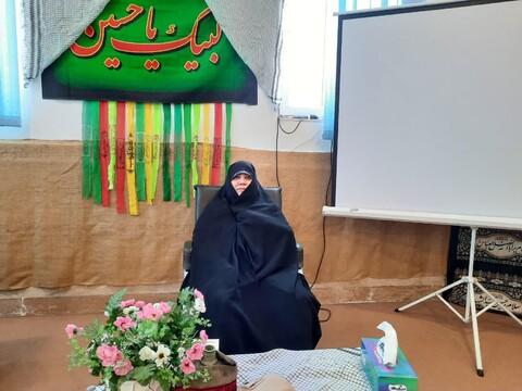 مدیر مدرسه حضرت رقیه (س) برازجان