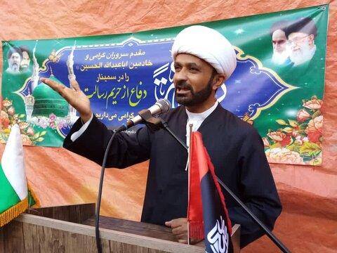 حجۃ الاسلام علی اصغر عرفانی