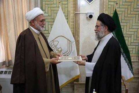 حجت الاسلام والمسلمین محمدرضا خوش