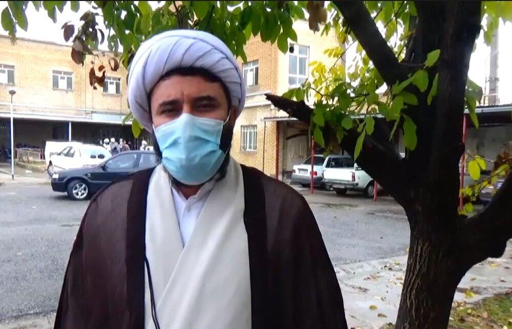 فیلم   گزارش مدیر حوزه کردستان از برگزاری دوره مشاوره بالینی تبلیغ به طلاب جهادی