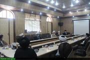 برگزاری نخستین جلسه شورای اندیشهورز قرآنی دفتر نماینده ولی فقیه در خوزستان + عکس