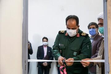 تصاویر/ افتتاح خانه سرود بسیج استان یزد
