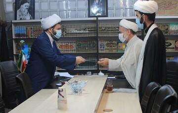 مدیر حوزه علمیه کردستان فرمانده پایگاه بسیج شد