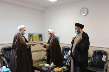 مدیر حوزه علمیه خواهران آذربایجان غربی تجلیل شد + عکس