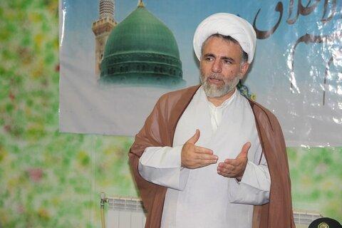 حجت السالام احمدی