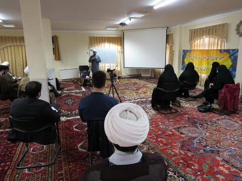 تصاویر/ دوره مشاوره بالینی طلاب و روحانیون آذربایجان شرقی -2