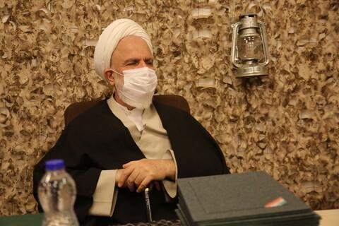 تصاویر/ دومین نشست وبیناری بسیج.مقاومت و حوزه انقلابی