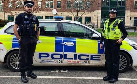 حجاب به یونیفرم پلیس یورکشایر شمالی اضافه شد