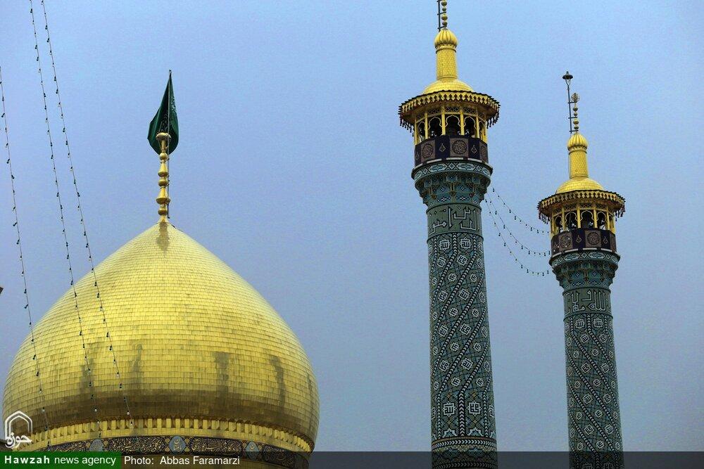 فیلم | مقام شفاعت حضرت معصومه علیهاالسلام