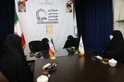 حوزہ نیوز اور مدرسۂ بنت الهدیٰ کی مشترکہ کاوشوں سے حضرت فاطمہ معصومہ(س) کی شہادت کے موقع پر علمی نشست کا انعقاد