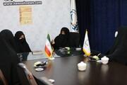 """نشست """"بسط الگوی فردی و اجتماعی فاطمه معصومه(س) برای زنان تاریخ"""" به زبان اردو برگزار شد"""