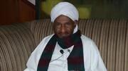 رئیس حزب امت سودان مدافع مسئله فلسطین و راه مقاومت بود