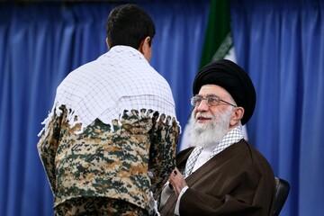 Ayatollah Khamenei: Enemies seeking to dismantle Basij in Iran