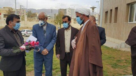 تجلیل از کادر درمان بیمارستان شهید جلیل یاسوج