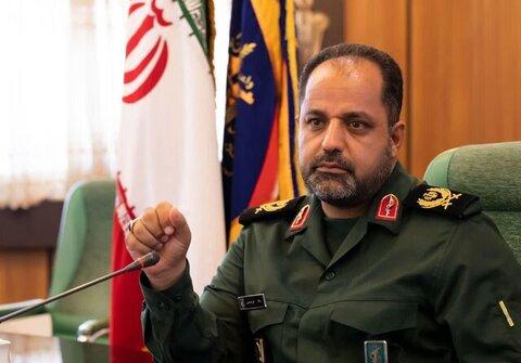 فرمانده سپاه الغدیر استان یزد