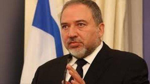 لیبرمن- رژیم اسرائیل