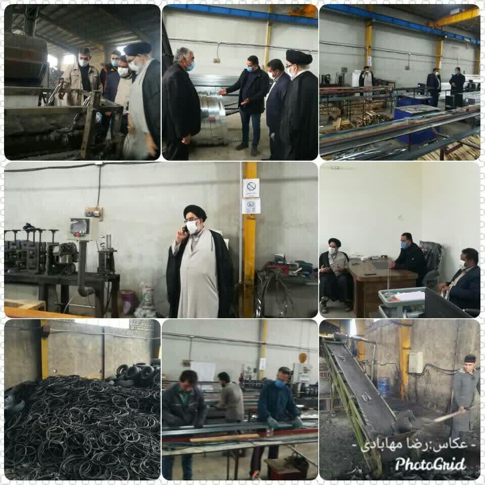 علاج بیکاری اقدام جهادی برای رفع موانع تولید و اشتغال است