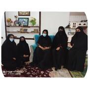 فعالیت های طلاب خواهر شهر گله دار در هفته بسیج تشریح شد