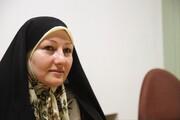 فیلم   اشکهای همسر شهید علیمحمدی هنگام صحبت درباره ترور شهید فخریزاده