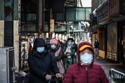 بروکلین، شیوع ویروس کرونا و صفوف طولانی جلوی انبار غذای اسلامی + تصاویر