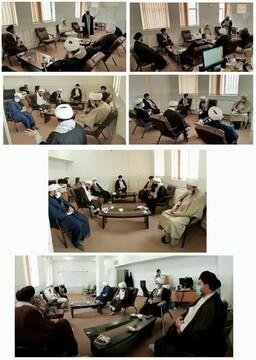 کمیسیون سیاسی و اجتماعی در حوزه علمیه چهارمحال و بختیاری تشکیل شد
