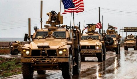 رتل أمريكي من 25 آلية يغادر سوريا باتجاه هذه الدولة العربية