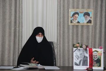 دبیر جدید  بنیاد عفاف و حجاب استان قزوین معرفی شد